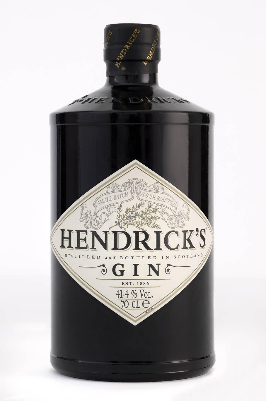Hendrick's bottle  290107.JPG