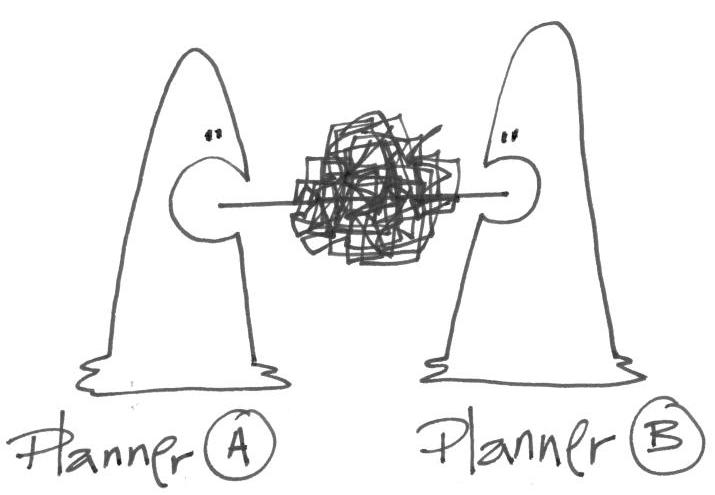 Bad Planner the problem with bad planning adliterate