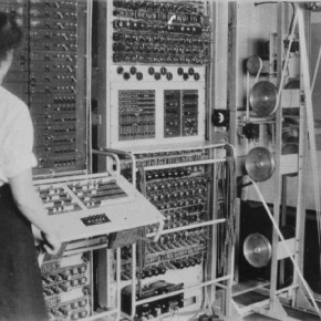 Maths and magic - the secret of Bletchley