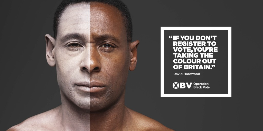 david harewood operation black vote