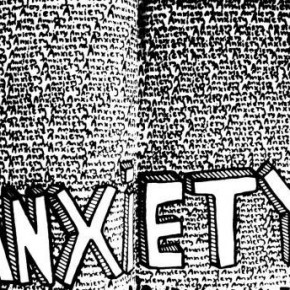 Anxiety maketh the planner